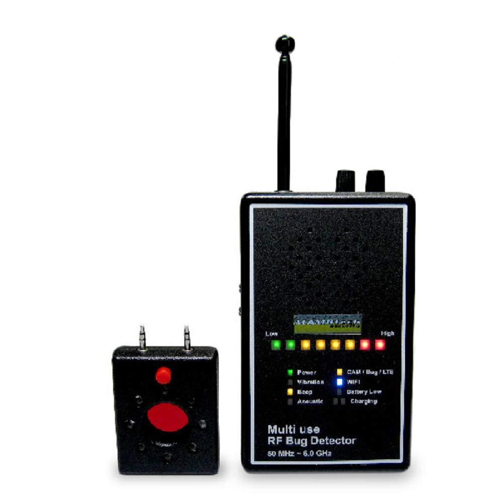 史上最も激安 mamodenpa 盗聴器 盗聴発見器 盗聴器発見器 盗聴盗撮発見器 電波探知機 GPS発信器 GPS発信機 盗撮発見器 盗撮発見機 探知機 DTK-605UN7   B07QDB5PCQ, オオサキ e6d8e10b