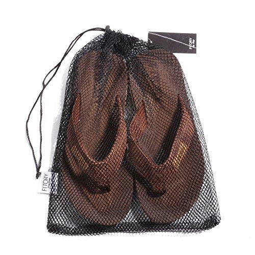 Sandales Tongs Flip-flop Pour Hommes Avec Support De Voûte Légère Pantoufles De Plage De Bronzage