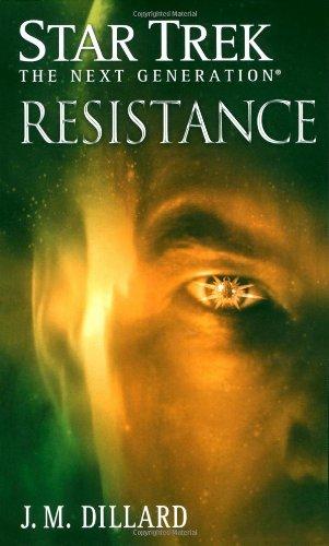 Price comparison product image Resistance (Star Trek: The Next Generation)