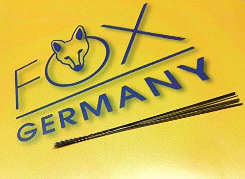 BooTool(TM) JEWELRY SAW BLADES #2/0 JEWELERS SAW FRAME 1DZ FOX GERMAN SAWS for METAL CRAFTS -
