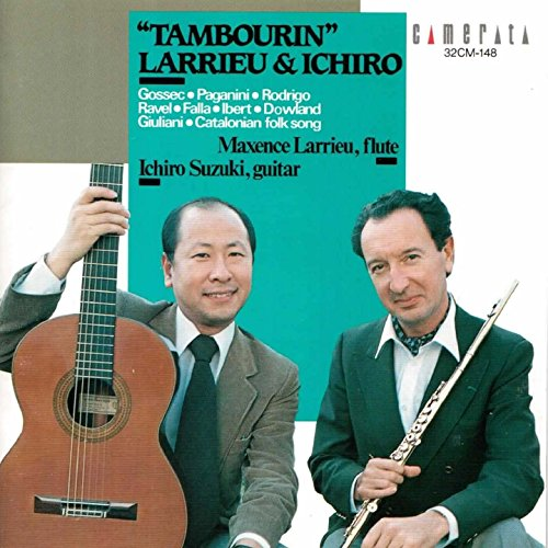 Fantasia No. 7 in E Major - Inch Tambourine 7