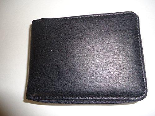 Men's Covington Genuine Leather Ziparound Wallet