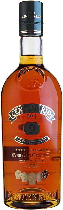 Centenario 9 Years Old Commemorative Rum - 700 ml