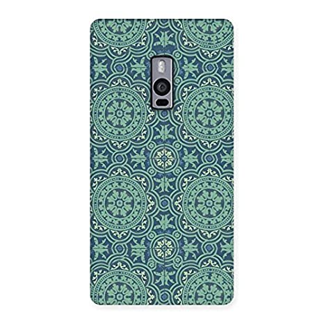 best service 05ca3 00ea3 Neo World Pattern Circle Back Case Cover for OnePlus 2: Amazon.in ...
