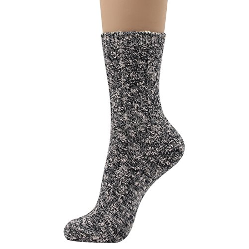 WOWFOOT Womens Vintage Cotton Weight