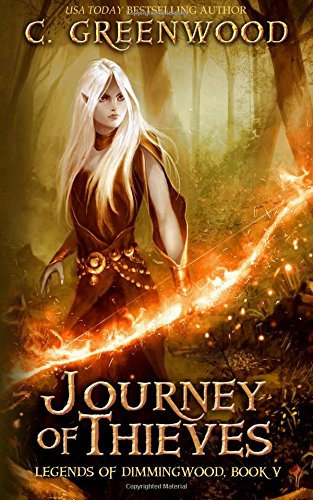 Download Journey of Thieves (Legends of Dimmingwood) (Volume 5) pdf epub
