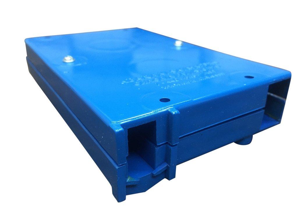 Cassette with drive gears for STUBE1 Tubetastic oil skimmer