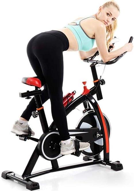 SZ-JSQC Hogar Bicicleta estática Ajustable Spinning Indoor Bike ...