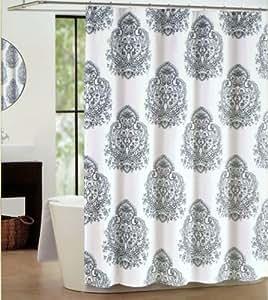 Amazon Com Tahari Shower Curtain Fabric Tahari Home China