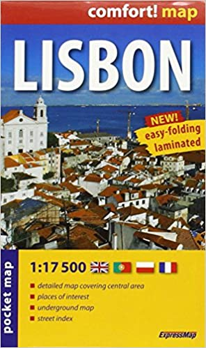 Lisbon r/v (r) wp mini (City Plan Pockets)