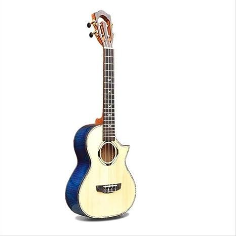 Ukelele Guitarra Acústica De Concierto De 27 Pulgadas 4 Cuerdas ...