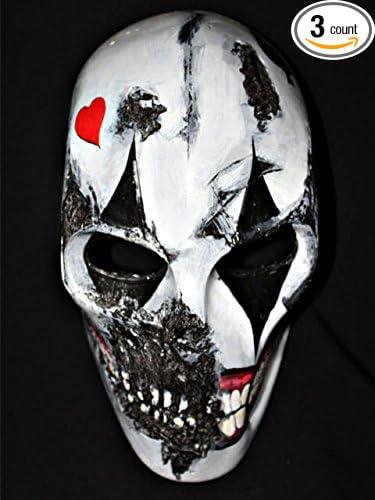 Amazon.com: Juego de 3 máscaras. Custom Ejército de dos ...
