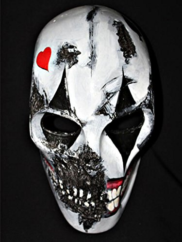 Army Of Two Costumes For Halloween (Custom Army of Two Halloween Costume Cosplay BB Gun Paintball Airsoft Mask Rios R2 Joker MA104 am)