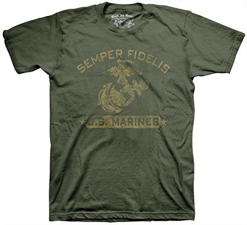 Ink Green T-shirt - 3