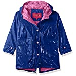 Wippette Little Girls Solid Color Raincoat Jacket