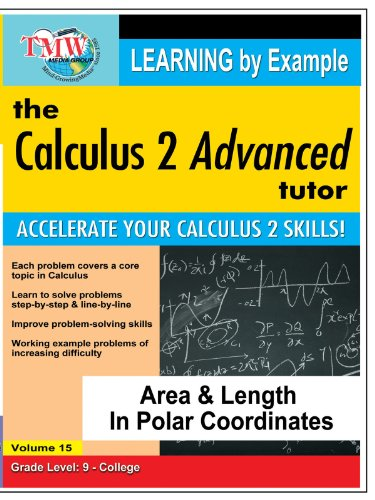 Calculus 2 Advanced Tutor: Area & Length In Polar Coordinates - Polar Express Movies