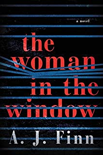 Book Cover: The Woman in the Window: A Novel