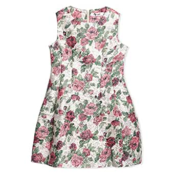 Mywords Casual A Line Dress For Girls