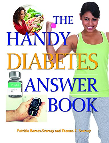 The Handy Diabetes Answer Book (The Handy Answer Book Series)