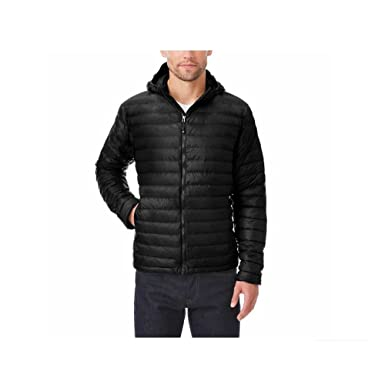 46743f450d4 32 DEGREES Heat Mens Down Jacket with Hood at Amazon Men s Clothing store