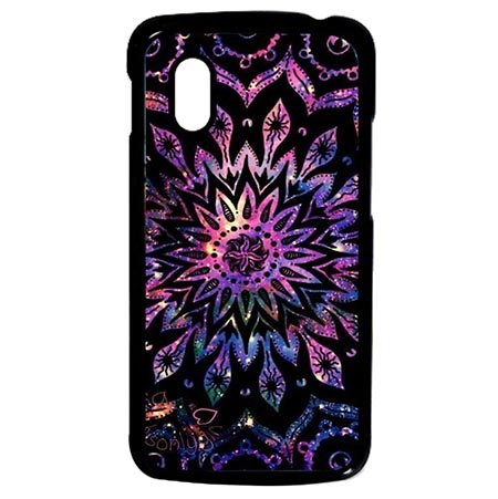 Superb Dream Paisley Snap-on Protective Cover Case for Google Nexus 4, Customised Google Nexus 4 Protective Phone Cases For (Nexus 4 Anime Case)