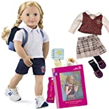 Our Generation Hally And  inches One Smart Cookie inches  Deluxe Doll Set With Poseable 18 inches  Doll And Chapter Book, Baby & Kids Zone