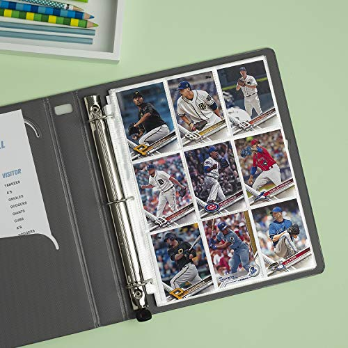 "Avery 1"" Ultralast 3 Ring Binder, One Touch Slant Ring, Holds 8.5"" x 11"" Paper, 1 Blue Binder (79740)"