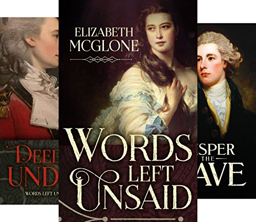 Words Left Unsaid (3 Book Series)