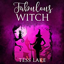 FABULOUS WITCH: TORRENT WITCHES COZY MYSTERIES, BOOK 4