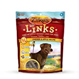 Cheap Zuke's Lil' Links Healthy Grain Free Little Sausage Links for Dogs, Chicken and Apple Recipe, 6-Ounce (Pack of 3)