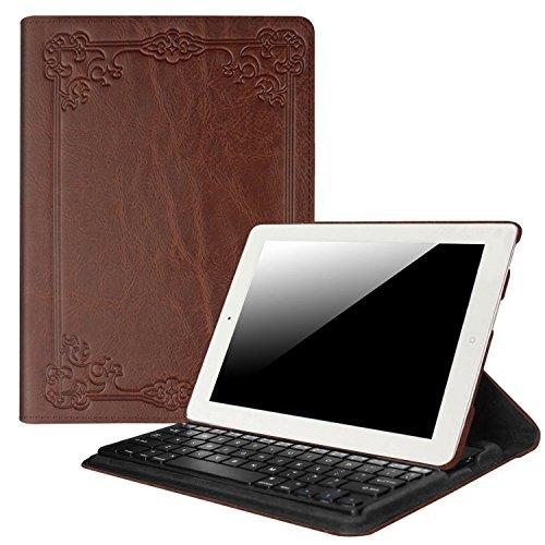 Fintie iPad Keyboard Case Built