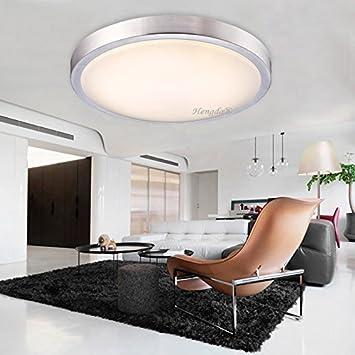 Hengda® 15W LED Deckenleuchte Modern Deckenlampe Warmweiß 2700-3200K ...