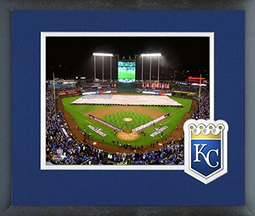 Kansas City Royals Kauffman Stadium MLB 2015 World Series Stadium Photo (Size: 13