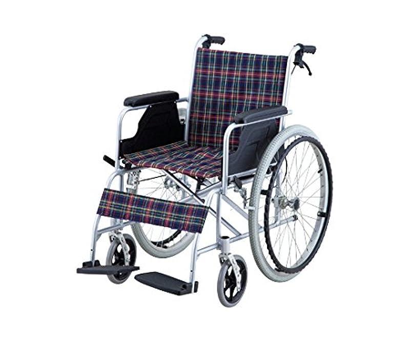 空バンガロー独占MiKi(ミキ)アルミ製車椅子 BAL-14