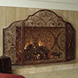 SPI Home 55321 Provincial Fireplace Screen Tr Review