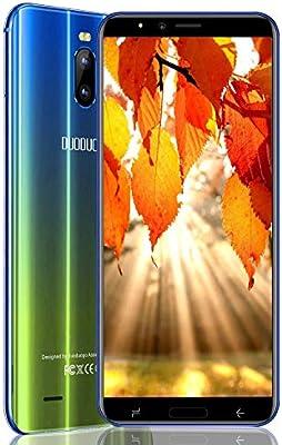 Moviles Libres 4G, DUODUOGO J6+ Smartphone Libre Dual SIM 6,0 ...