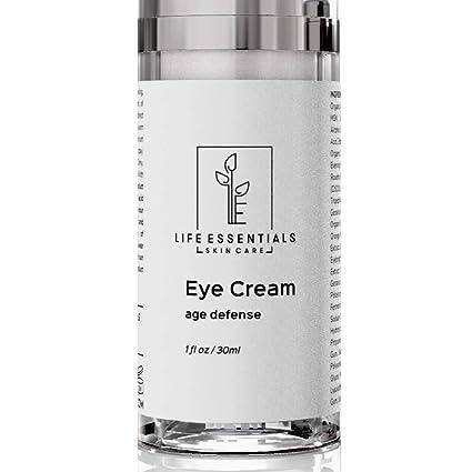 Amazon.com: Crema de ojos para ojeras, hinchazón ...