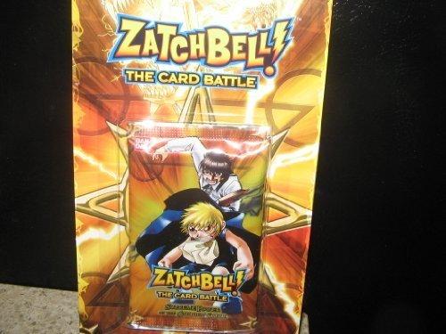 (ZATCHBELL / THE CARD BATTLE / SUPREME POWER OF THE GOLDEN SPELL)