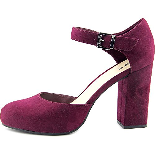 Mary Janes 9 Bar Women Ritzy 5 Purple US III Rgq1H0