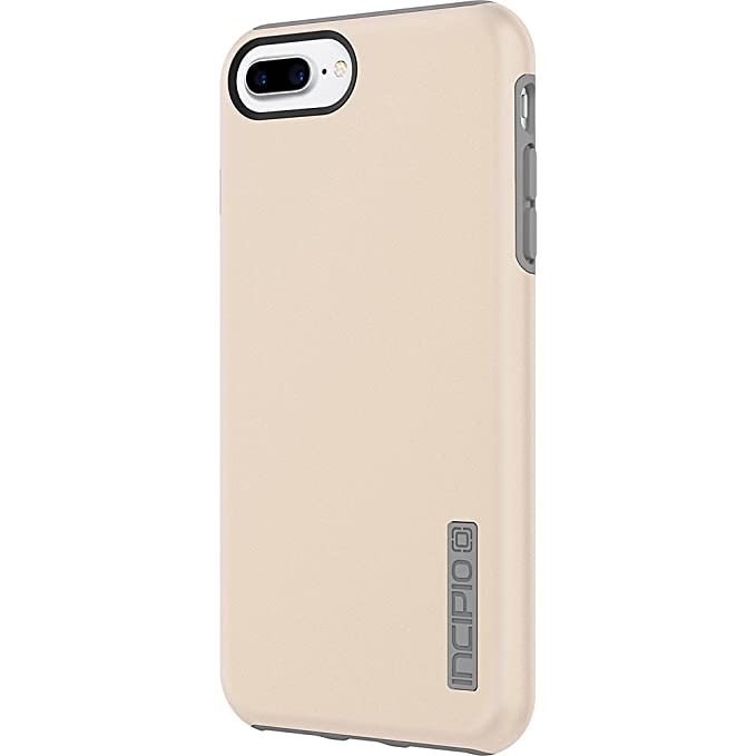 pretty nice 1db15 b44b0 Incipio DualPro for iPhone 7 Plus (Champagne)