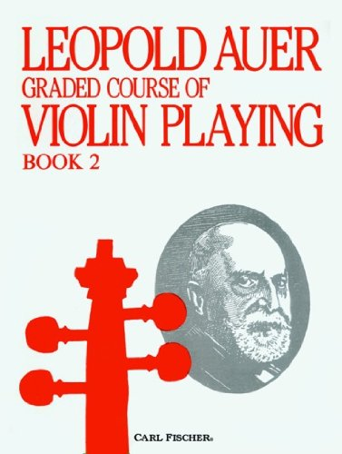 O1419 - Graded Course of Violin Playing Book 2