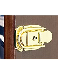 70 pelota de golf pantalla Case Gabinete Wall Rack Holder w 98% de protección UV con cerradura