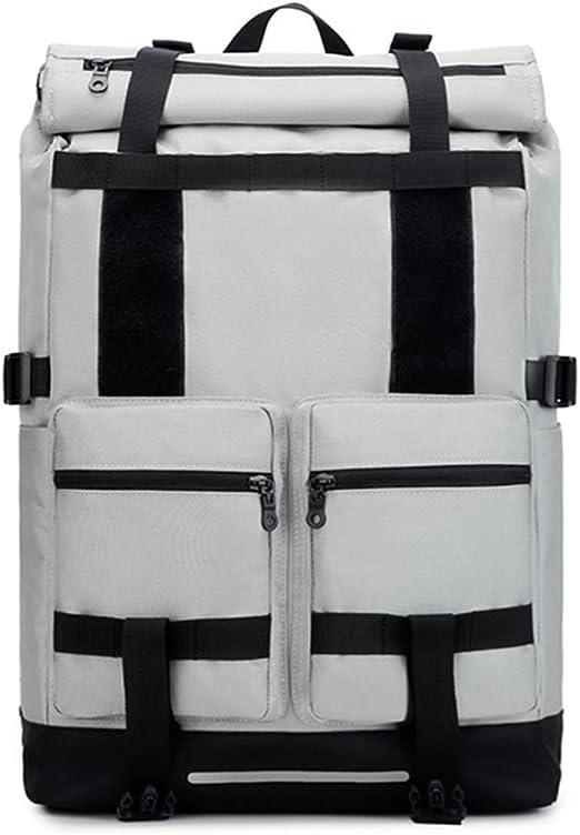 Men Women Fashion School Backpack Travel Hiking Bag Small Rucksack Shoulder Bags