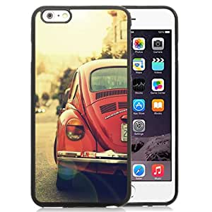 Beautiful Designed Case For iPhone 6 Plus 5.5 Inch Phone Case With Volkswagen Beetle Vintage Phone Case Cover