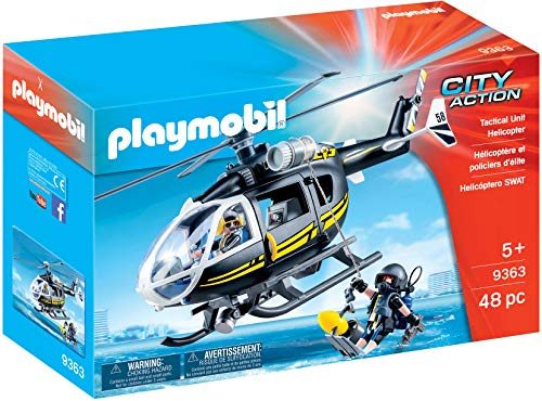 PLAYMOBIL® Tactical Unit Helicopter