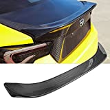 99Parts US Real Weather Proof Carbon Fiber Rear Trunk Wing Spoiler for 2013 2014 2015 2016 Subaru BRZ Scion FR-S