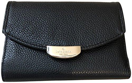 Kate Spade Mulberry Street Callie Clutch Wallet WLRU2605 (Black) (Clutch Mulberry)