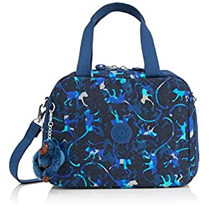 Kipling School Bag Miyo Blue (Camou Pr Blue) K15381B45