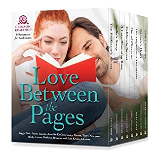 book cover of Love Between the Pages