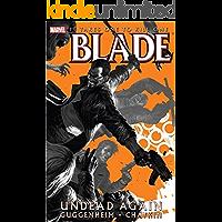 Blade Vol. 1: Undead Again (Blade (2006-2007)) book cover